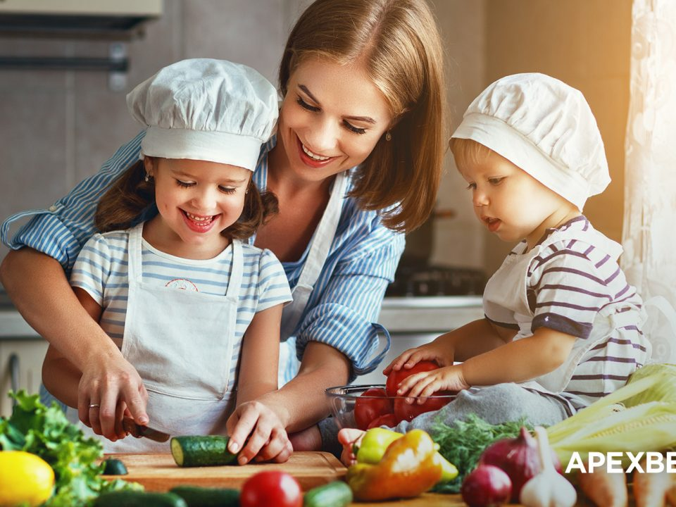 Wellness Wednesday: 3/27/19: Strategies for Good Nutrition!