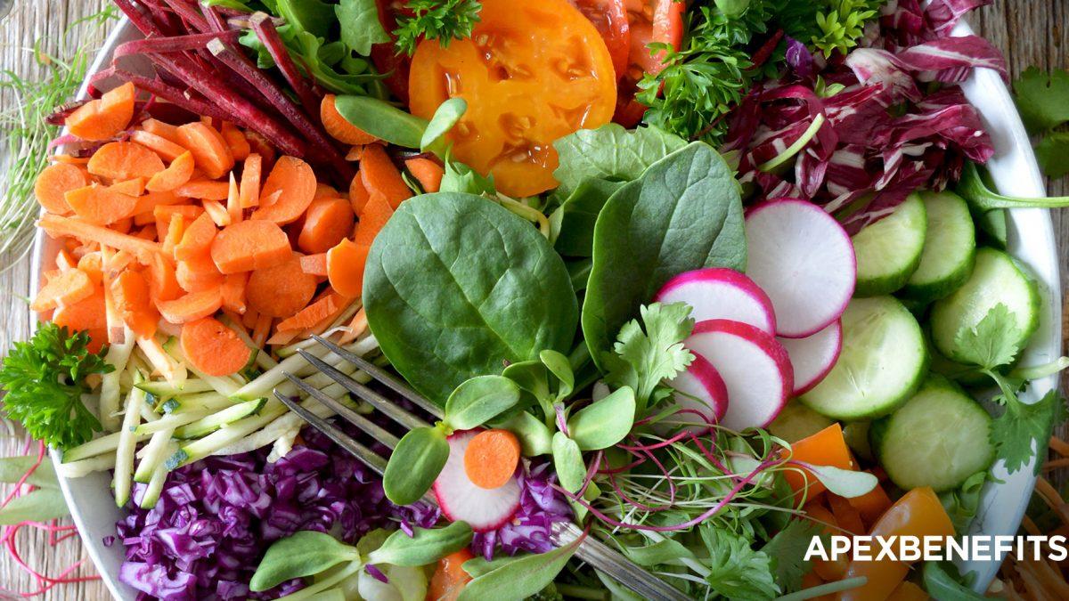 Build a Better Salad - Wellness Wednesday