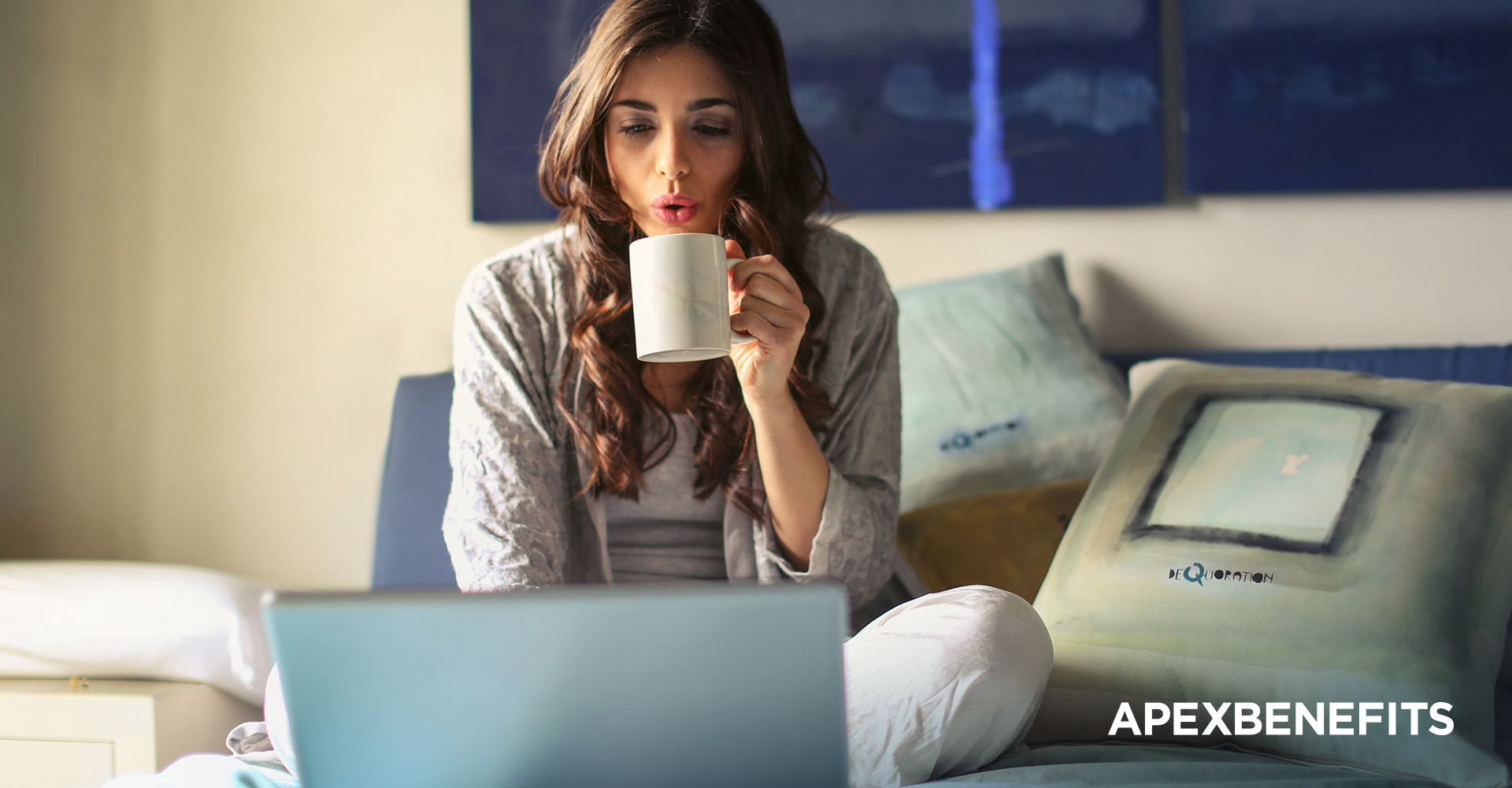 Wellness Wednesday - Staying Connected Working From Home