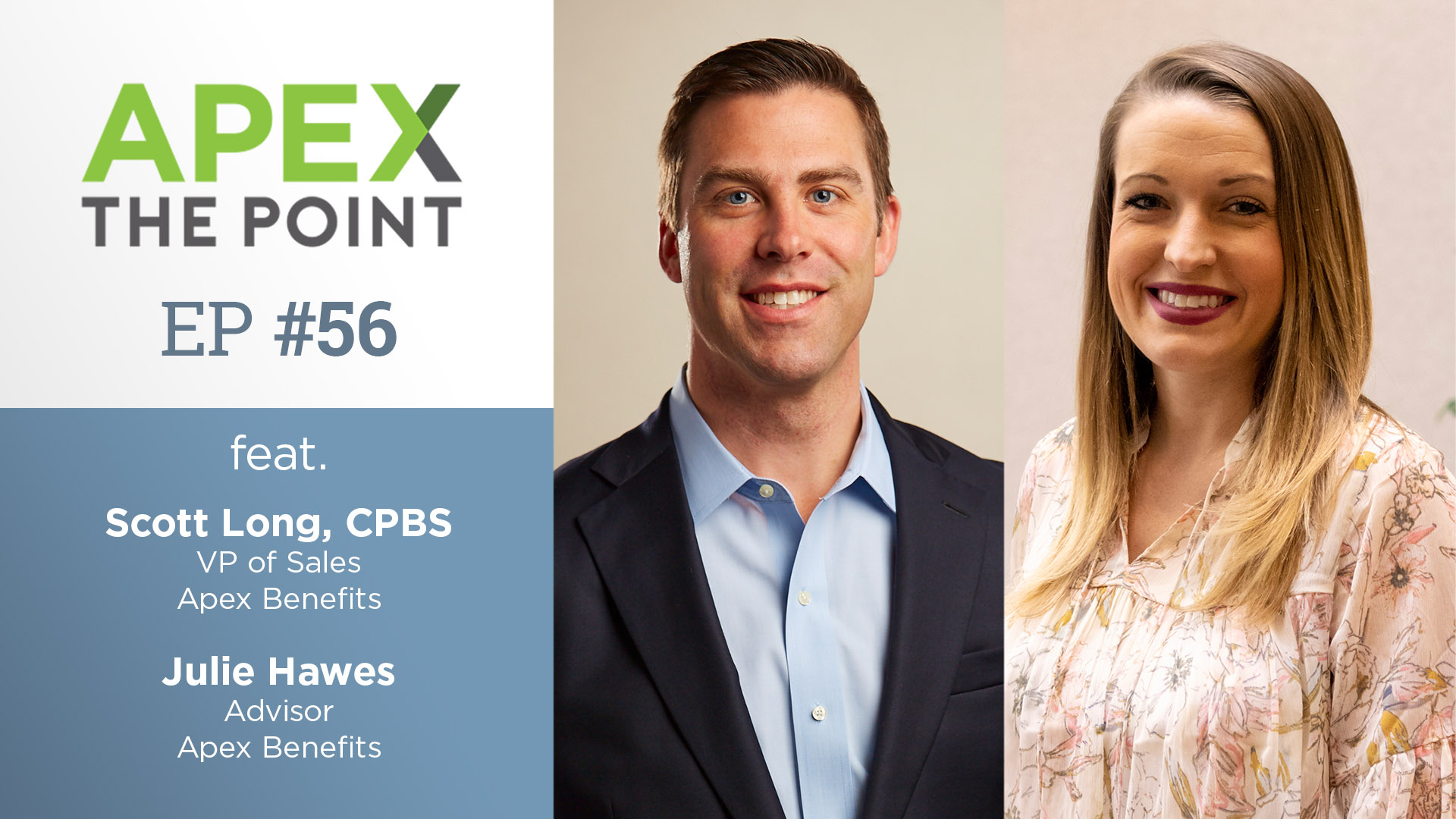 The Point Podcast #56: Delivering Worksite Benefits