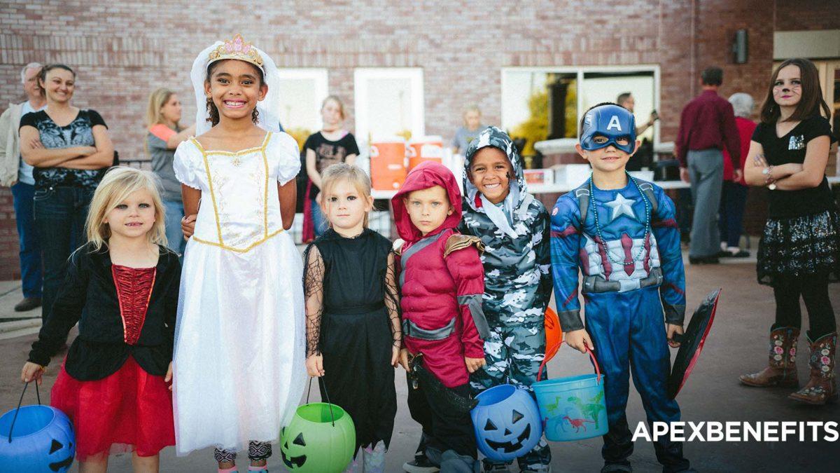 Wellness Wednesday: 10/30/19: Halloween Safety Tips!