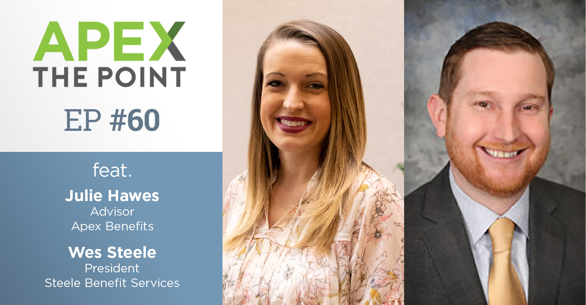 The Point Podcast #60: Employee Benefit Education